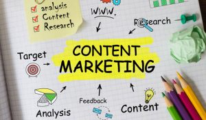 image of Seth Mason's content marketing strategy