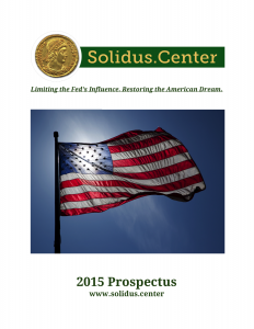 Link to Solidus.Center Prospectus